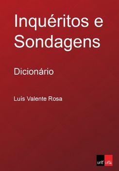 Inquéritos e Sondagens - Dicionário
