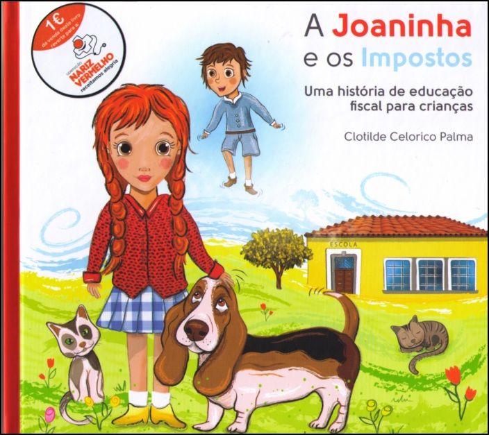 A Joaninha e os Impostos - Uma história de educação fiscal para crianças