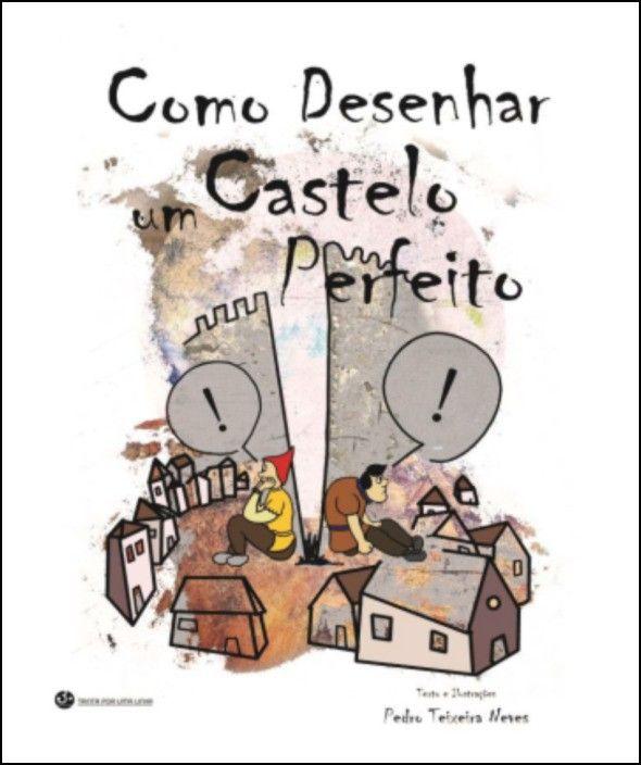 Como Desenhar Um Castelo Perfeito