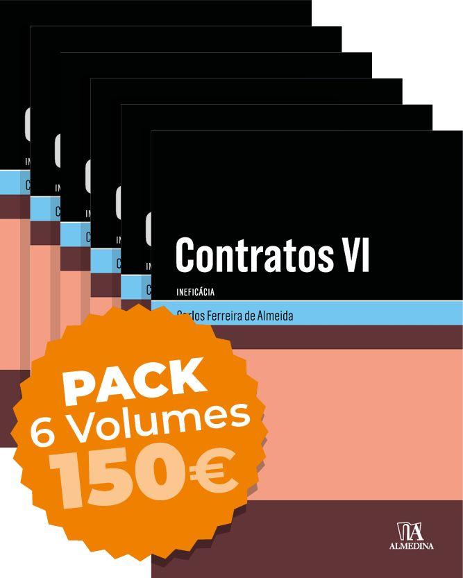 Contratos - Pack Volumes I - VI