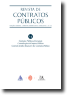 Revista de Contratos Públicos - Assinatura 2019